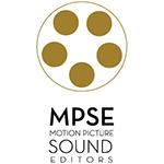 MPSE Motion Picture Sound Editors