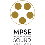 MPSE Motion Picture Sound Editors