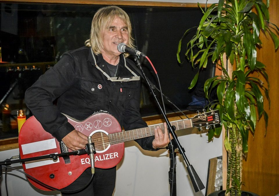 Love Hope Strength Band, Featuring Mike Peters,Releases Music Exclusively through Killer Tracks