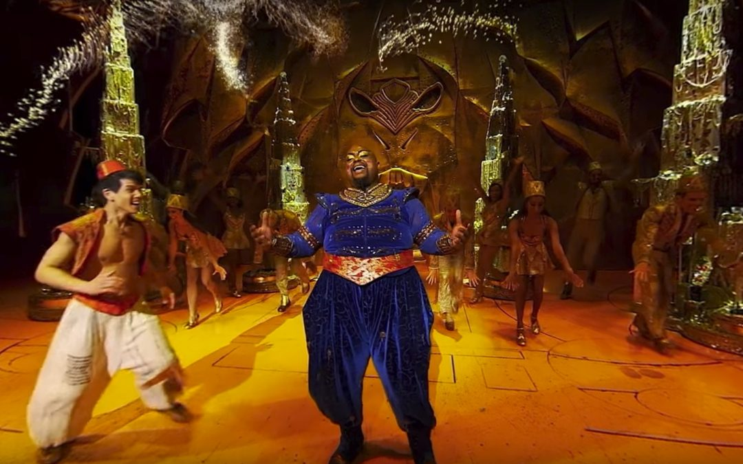 "Chapter Four Creates Soundscape for 360 Ad Promoting Disney's ""Aladdin"" on Broadway"