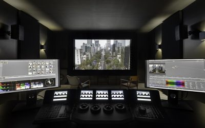 Cinematic Media Launches in Mexico City