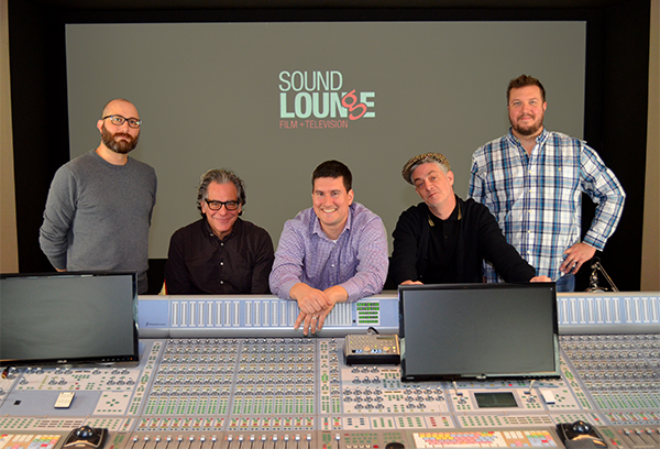 Sound Lounge Grows Its Film + Television Division