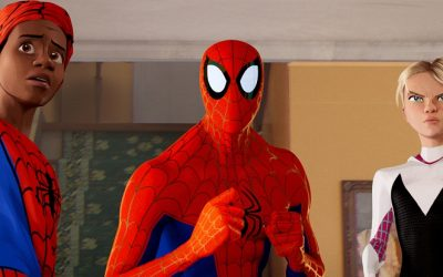AES Los Angeles Section and SMPTE Hollywood Section to Showcase Sound for Sony Pictures' Spider-Man™: Into the Spider-Verse at January Meeting