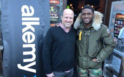 Alkemy X Entertains a VIP Crowd at Annual Sundance Film Festival Party