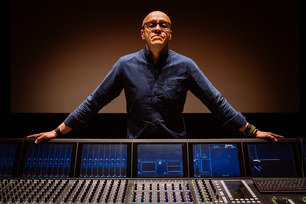 Cinematic Media Teams with Academy Award-Nominated Sound Editor Martín Hernández to Launch Sound Services