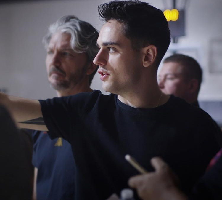Alkemy X Signs Director Anthony Pellino