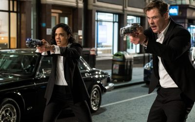 "Sony Pictures Post Production Services Delivers Out of This World Sound For ""Men in Black™: International"""