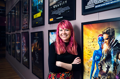 Francesca Milde Used Training at RSP Education to Launch a Thriving Career as a VFX Artist