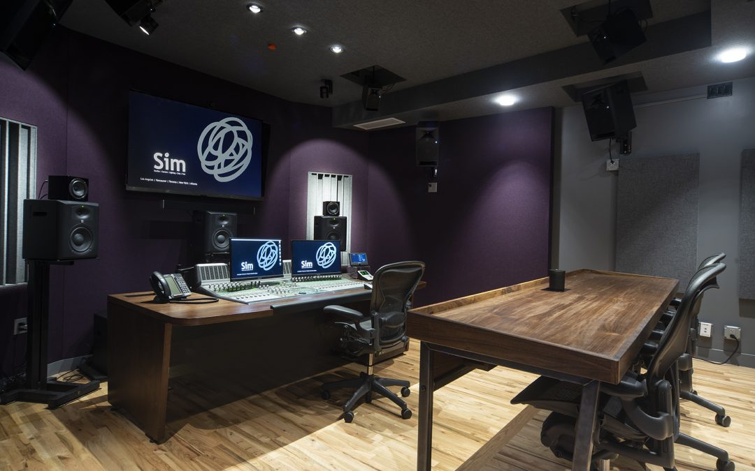 Sim New York, Adds Sound and Picture Resources