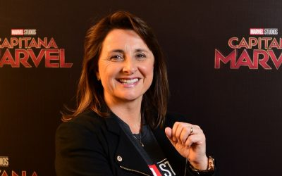 Motion Picture Sound Editors to Honor Victoria Alonso with Filmmaker Award