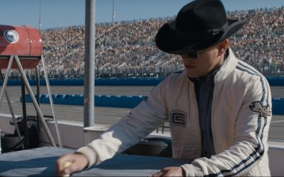 """Rising Sun Pictures Reconstructs an Auto Racing Icon for """"Ford v Ferrari"""""""