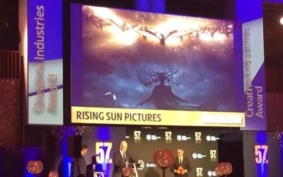 "Rising Sun Pictures Wins Australian 2019 Export Awards ""Creative Industries"" Honor"