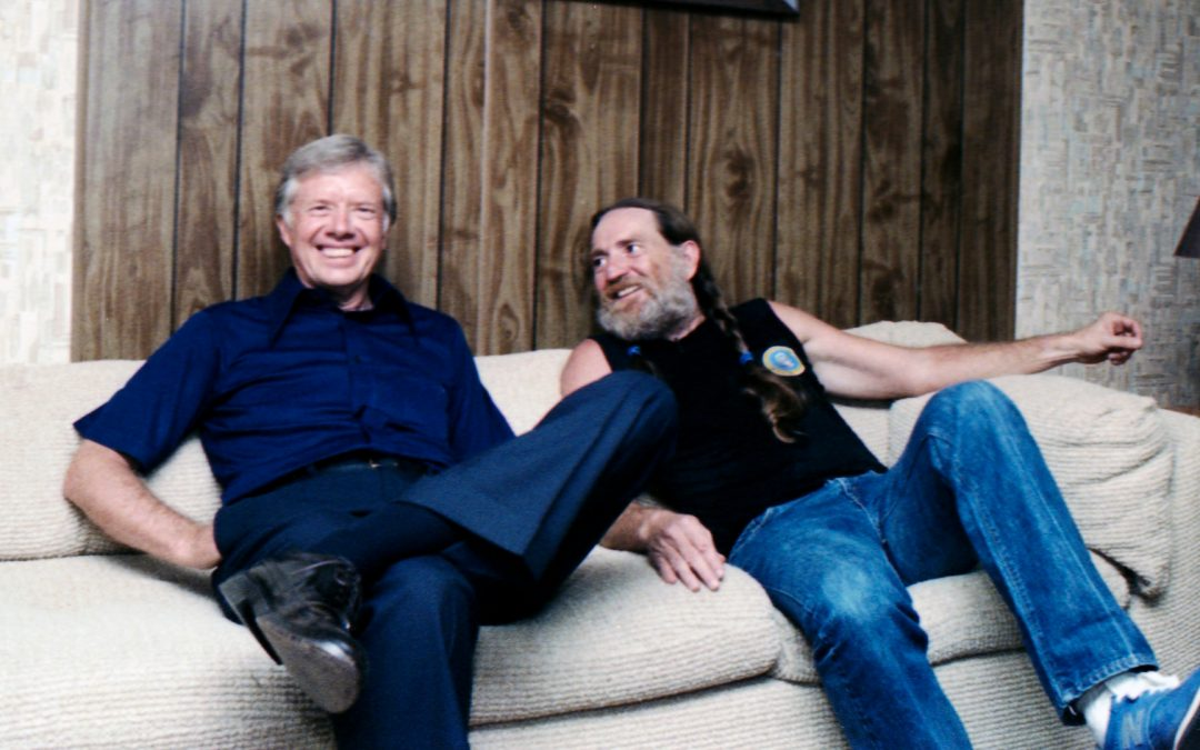 "Sim Post New York Posts Tribeca Opener ""Jimmy Carter: Rock & Roll President"""