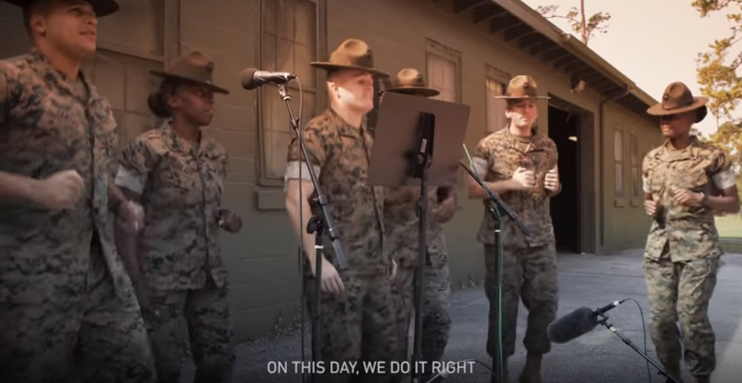 Howling Music Marches in Step with USMC and Wunderman Thompson