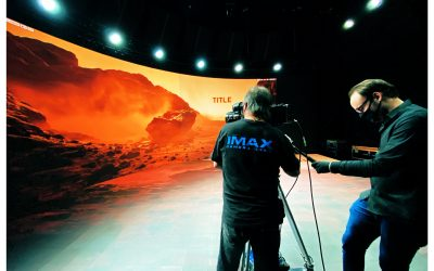 """""""Gods of Mars"""" Becomes First Feature to Fully Embrace Virtual Production"""