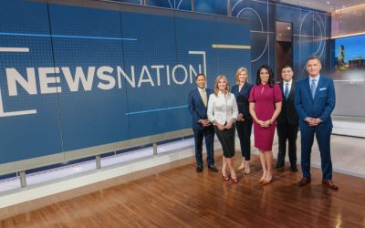 Nexstar Turns to Stephen Arnold Music to Create the Sonic Identity for NewsNation's Expanded Nightly Lineup