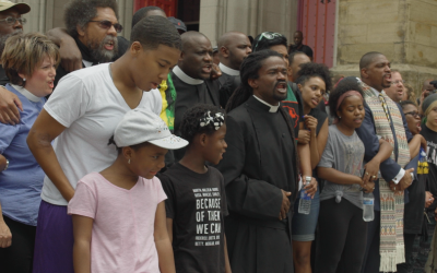 "Tribeca Documentary ""Ferguson Rises"" Finished at Arsenal FX Color"