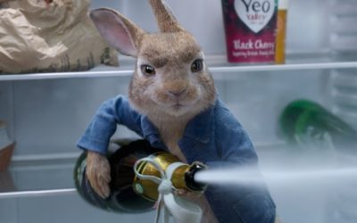 """""""Peter Rabbit 2: The Runaway"""" Mixed at Sony Pictures"""