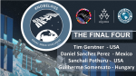 """EIPMA and Space Games Federation® Announce Finalists in """"Equal Space™ Challenge"""
