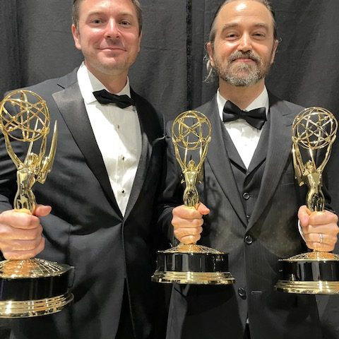 """Goldcrest Post's Gregg Swiatlowski and Eric Hirsch Win Emmy Awards for """"The Queen's Gambit"""""""