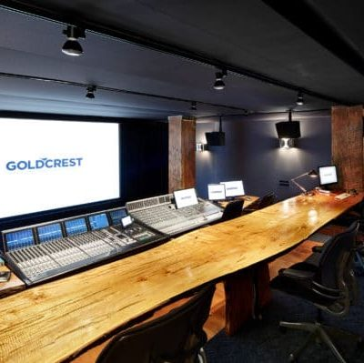 Goldcrest Post Upgrades Mix Stages to Dolby Atmos