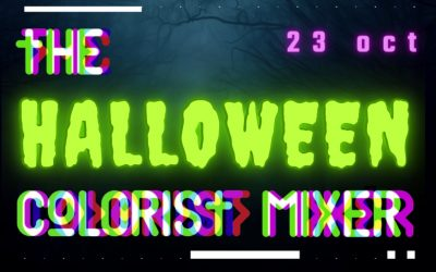 Colorist Society International (CSI) and iColorist to Host Virtual Mixers on October 23 and December 4